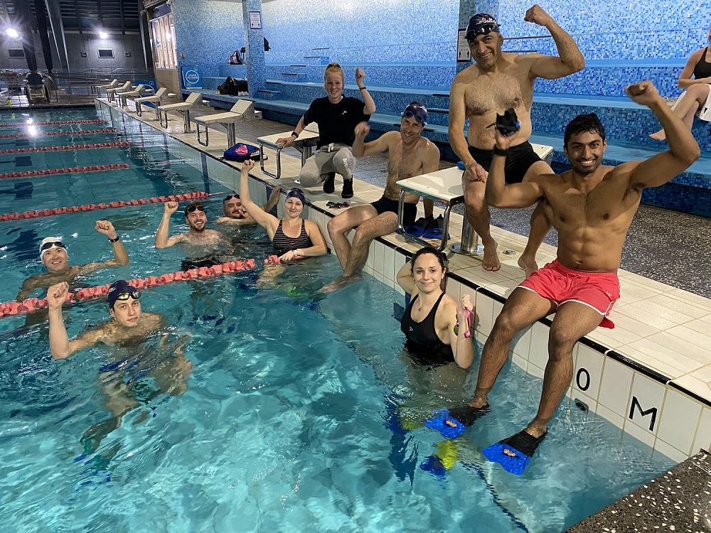 saltyfit adult swimming sydney