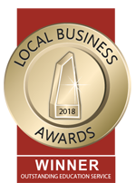 local business award winner 2018 outstanding education service