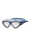 zoggs tri vision mask swimming goggles