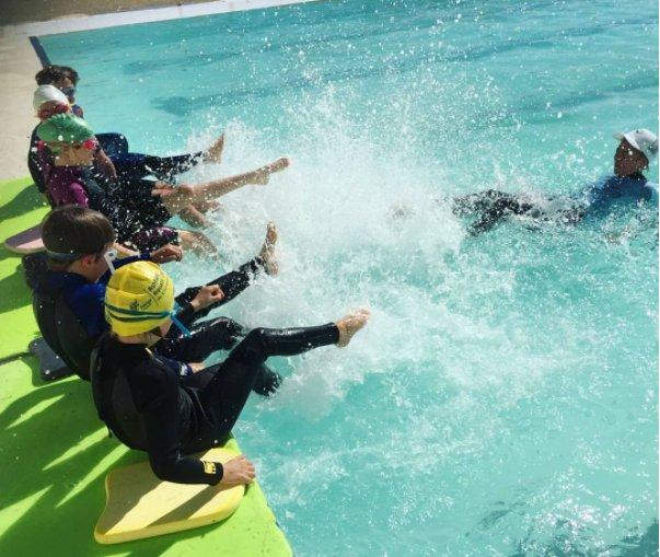 mermaid swim academy bondi icebergs